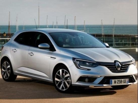 Renault Megane Sport Tourer Kokemuksia