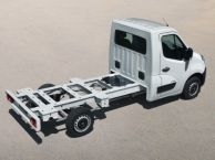 OPEL MOVANO CHASSIS CABINE