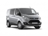 FORD TRANSIT CUSTOM CABINE APPROFONDIE